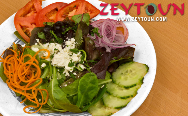 Zeytoun House Salad